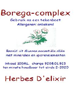 Borega-complex bij ziekte van lyme
