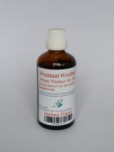 Prostaat kruiden Phyto Tinctuur