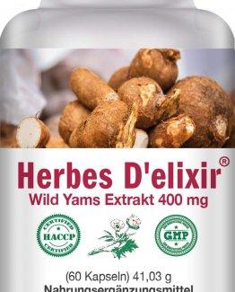 Wild Yams Extract