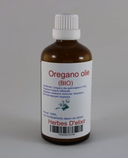 oregano olie 100ml